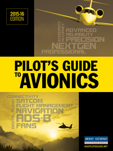 Pilot's Guide to Avionics 2015-16 Edition